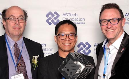 Dr. Robert Thompson, Dr. Steve Liang. Dr. Terry Rock